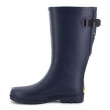 Women's Washington Shoe Company Dot Pop Wide Calf Rain Boots