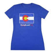 Women's Aksels Colorado Transplanted Short Sleeve Shirt