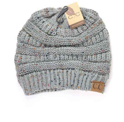 Women's Crane Clothing Flecked CC Beanie
