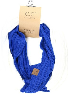 Women's Crane Clothing Game Day CC Infinity Scarf