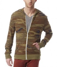 Men's Alternative Apparel Eco Full Zip Hoodie