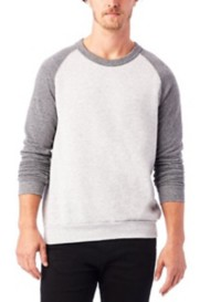 Men's Alternative Apparel Champ Color-Block Hoodie