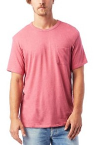 Men's Alternative Apparel Vintage Jersey Pocket T-Shirt