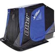 Otter XT Pro X-Over Resort Ice Shelter