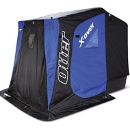 Otter XT X-Over Cabin Ice Shelter