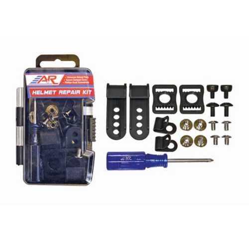 A & R Helmet Repair Kit