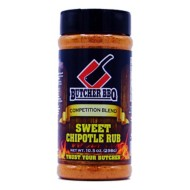 Butcher BBQ Competition Blend Sweet Chipotle Rub