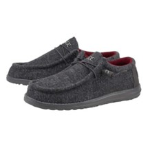 Men's Hey Dude Wally Wool Shoes
