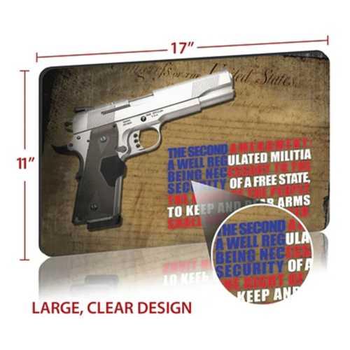 """TekMat 17"""" Gun Cleaning Mat"""