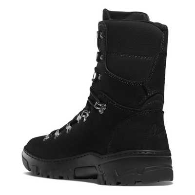 "Men's Danner Wildland Tactical Firefighter 8"" Black Boots"