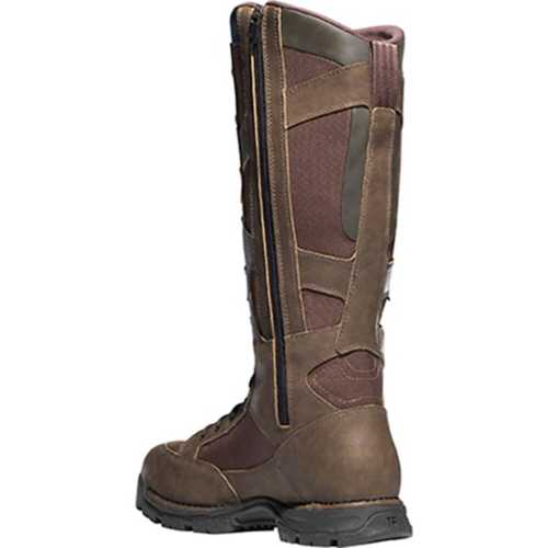 "Men's Danner Pronghorn Side-Zip 17""NI Snake Boot"