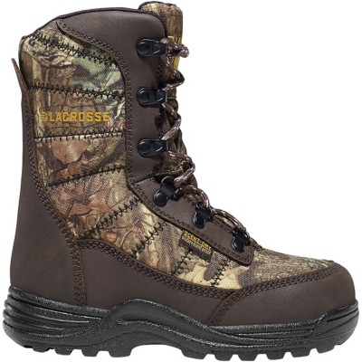 Youth LaCrosse Silencer 800g Insulated Waterproof Boots