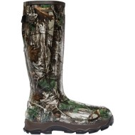 Men's LaCrosse 4xBurly Waterproof Insulated Rubber Boots