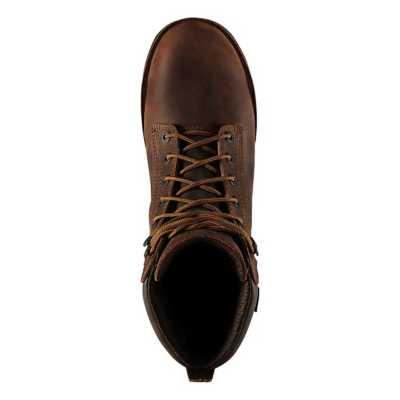 """Men's Danner Workman 6"""" Brown AT Boots"""