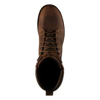 "Men's Danner Workman 8"" Brown Boots"