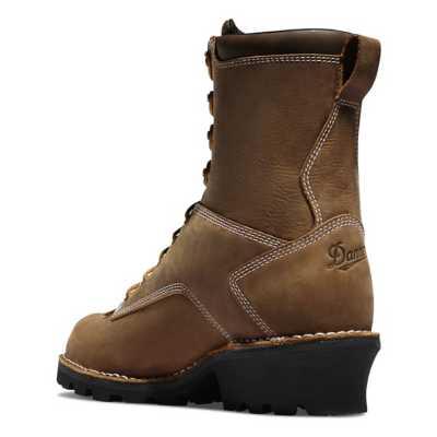 "Men's Danner Danner Logger 8"" Brown Boots"