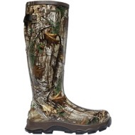 Men's LaCrosse 4xBurly Waterproof Uninsulated Rubber Boots