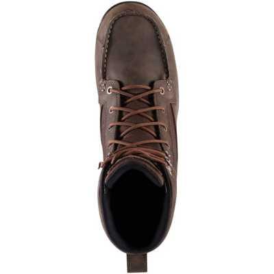 "Men's Danner Sharptail 8"" Dark Brown Boot"
