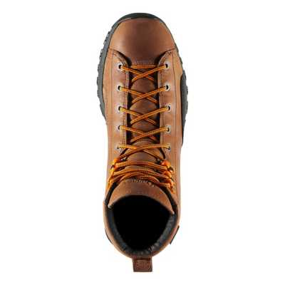 "Men's Danner Stronghold 6"" Brown NMT Boots"