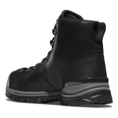 "Women's Danner Stronghold 5"" Black Boots"
