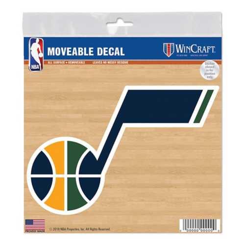 Wincraft Utah Jazz Decal