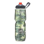 Polar Bottle Insulated 24 Ounce Zip Stream Camo Series Water Bottle