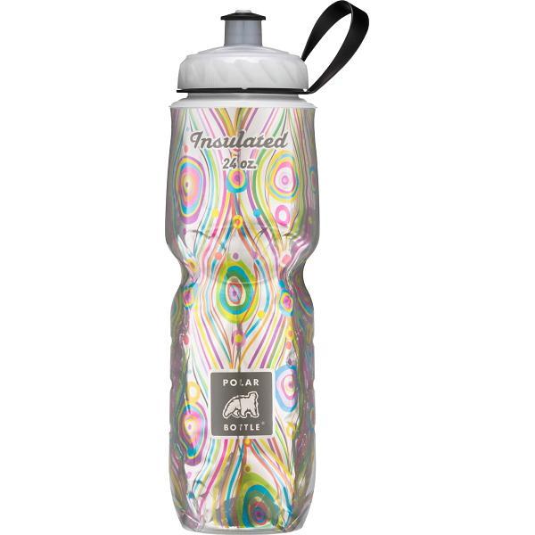 8a0d89e3c6 Polar Bottle Insulated 24 Ounce Sport Artist Series Water Bottle