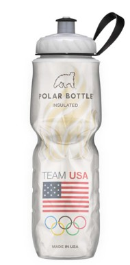 Polar Bottle Insulated 24-Ounce USA Water Bottle