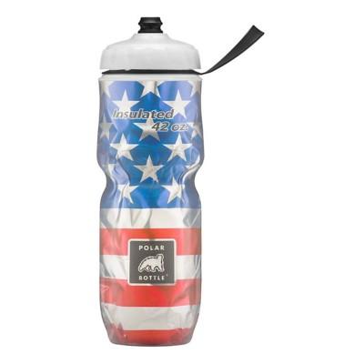 Polar Bottle Insulated 42 Ounce Sport Flag Water Bottle