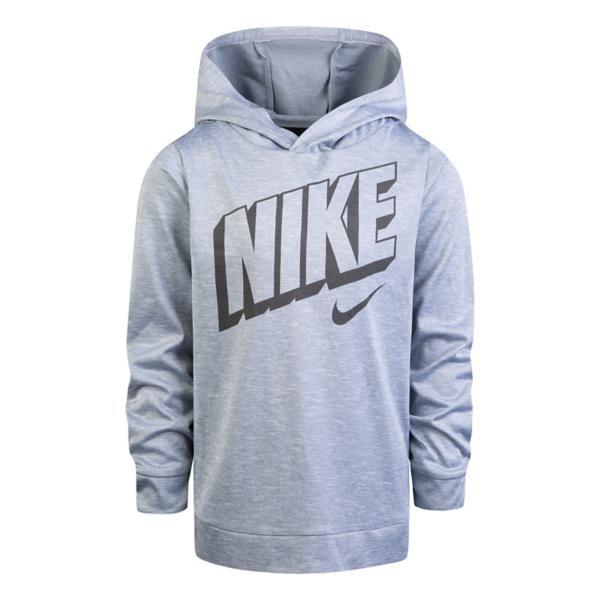 bb53a1f66919 Preschool Boys  Nike Dri Fit Swoosh Pullover Hoodie