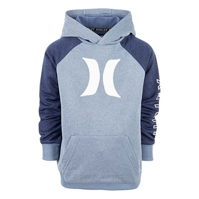 Boys' Hurley Dri-Fit Solar French Terry Hoodie