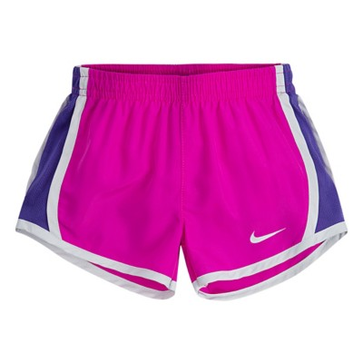 653fddd0f Toddler Girls' Nike Dri-FIT Colorblock Tempo Shorts | SCHEELS.com