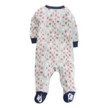 Infant Boys' Nike Printed Sleep N' Play Romper
