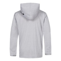 Youth Boys' Jordan Air Dri Fit Graphic Hooded Long Sleeve T-Shirt