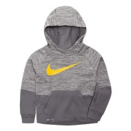Toddler Boys' Nike Therma Fit Colorblock Pullover Hoodie