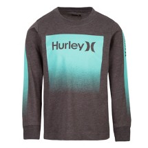 Youth Boys' Hurley Ascention Long Sleeve Shirt