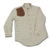 Men's Boyt Window Pane Plaid Shirt