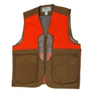 Boyt Waxed Cotton Upland Vest with Mesh Back