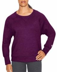 Women's Champion Fleece Boyfriend Crew Sweatshirt