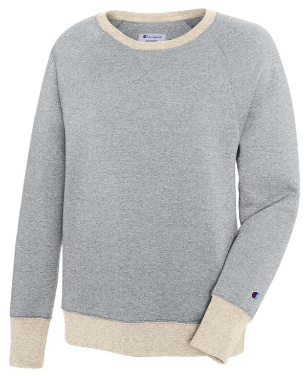 Oxford Grey Heather/Oatmeal Heather