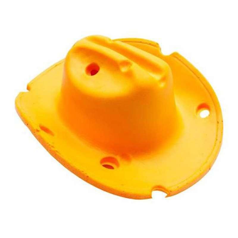 Foamation Cheese Cowboy Hat