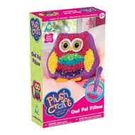 The Orb Factory Limited Plush Craft Owl Pal Pillow