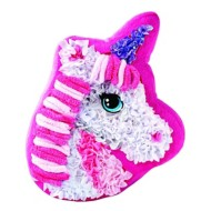 The Orb Factory Limited Plush Craft Unicorn Pillow