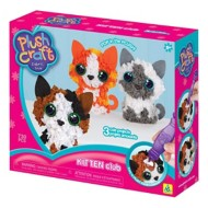 The Orb Factory Limited Plush Kitten Club Pack