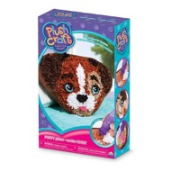 The Orb Factory Limited Plush Puppy Pillow