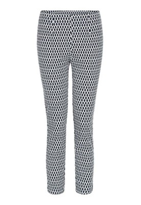 Women's Tribal Pull-On Ankle Pant