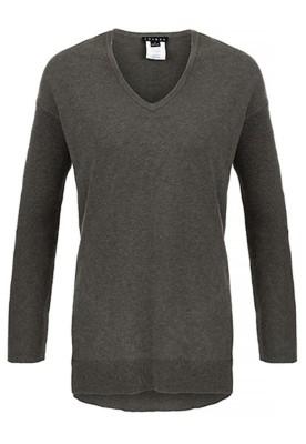 Women's Tribal V-Neck Sweater