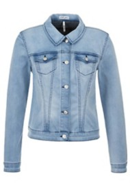 Women's Tribal Basic Jean Jacket