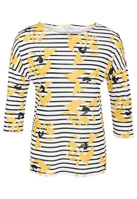 Women's Tribal Drop Shoulder 3/4 Sleeve Shirt