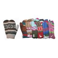 Women's Kyber Crochet Mittens
